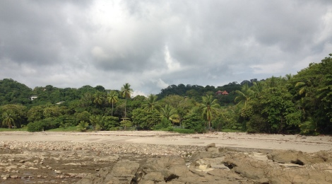 My first week in Costa Rica