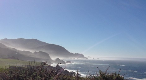 Road-tripping Highway 101
